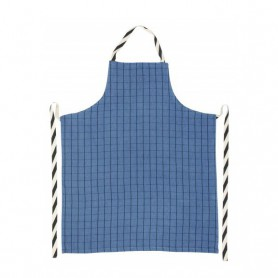 Tablier de cuisine Oscar blueberry
