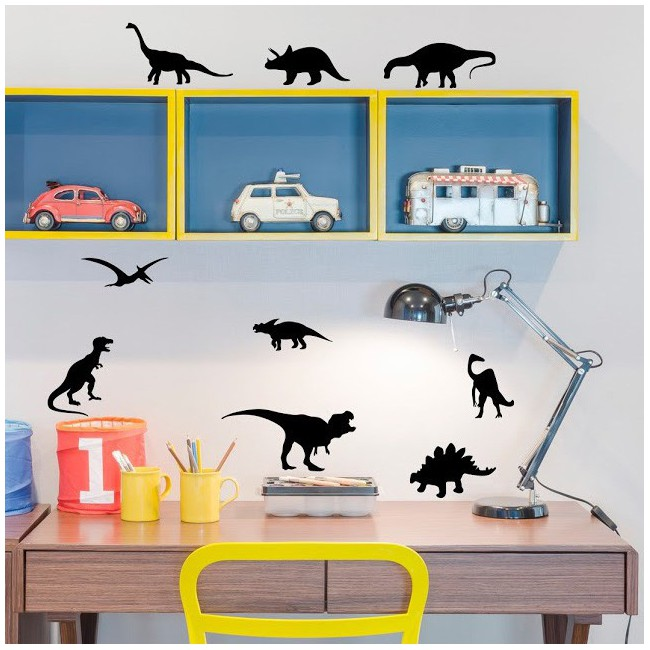 Stickers enfant dinosaure