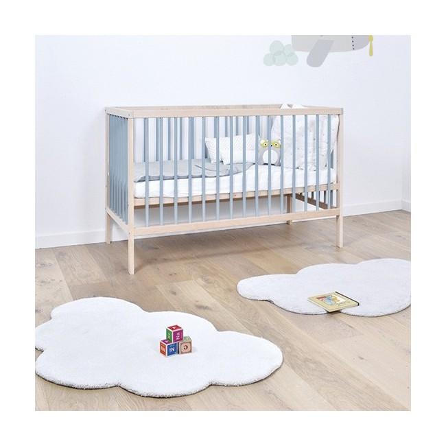 tapis nuage en coton chambre d 39 enfant. Black Bedroom Furniture Sets. Home Design Ideas