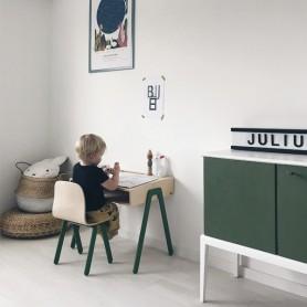 Petit bureau et chaise enfant 2-6 Ans