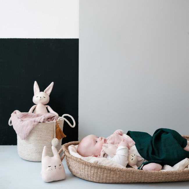 Hochet Bunny - Fabelab