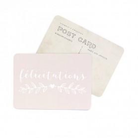 Carte postale - Félicitations nude