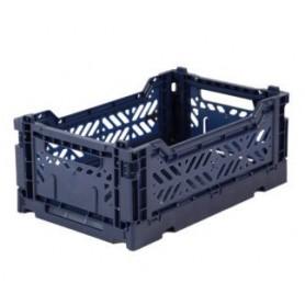 Petite caisse pliante - blue navy
