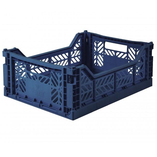 Grande caisse pliante - Blue navy