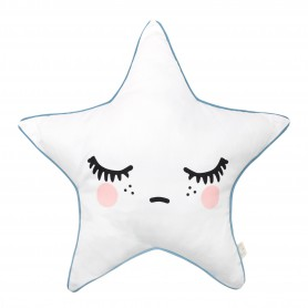 coussin enfant sleepy dolly star joues roses
