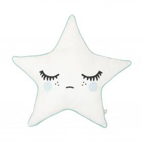 Coussin enfant Sleepy Dolly Star joues bleues