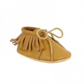 Chaussons bébé Meximoo - Camel
