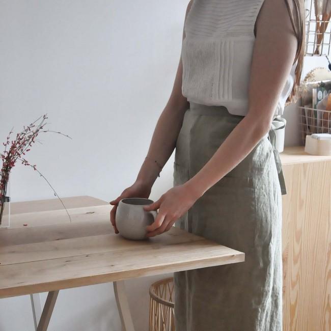 Tablier de cuisine - Bistrot Fenouil