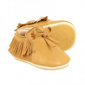Chaussons bébé Mexiblu - Camel