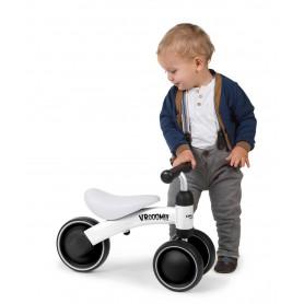 Vélo porteur enfant blanc