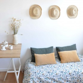 Chapeau de paille Marocain