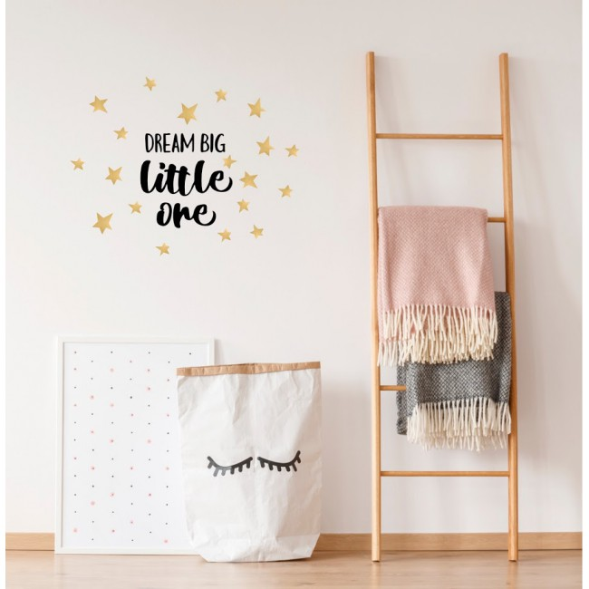 Stickers enfant Dream Big