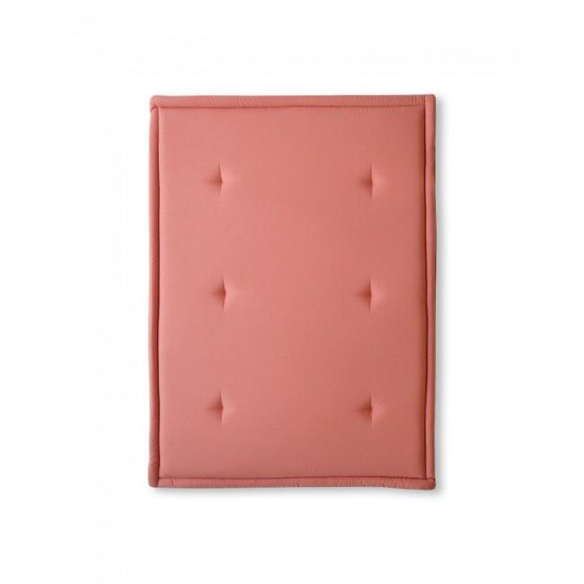 Tapis d'éveil Rose terre cuite 65 x 90