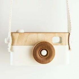 Appareil photo jouet en bois