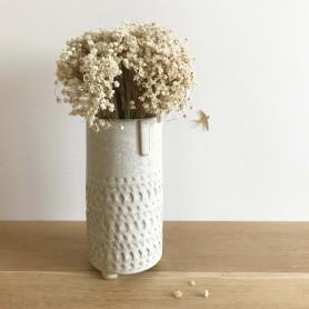 Bouquet de petites fleurs séchées Capucine