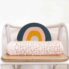 Couverture dentelle de coton