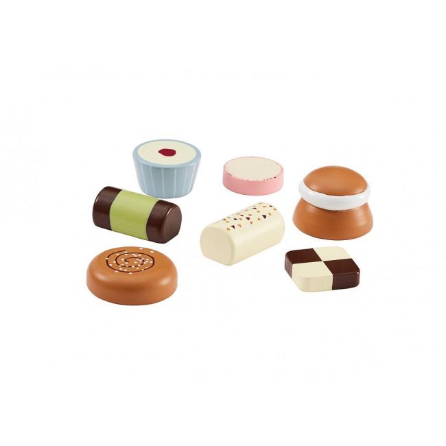 Jouet en bois - Biscuits de Suède
