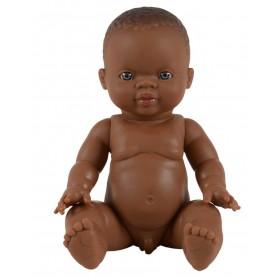 Poupon garçon d'Afrique Gordis