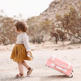 Valise enfant See-Ya Olli Ella - rose