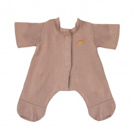 Pyjama pour poupée - Lilas