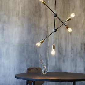 Suspension Loft luminaire industriel