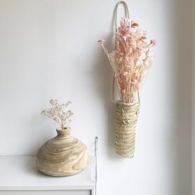 Bouquet de fleurs séchées Brume