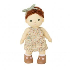 Robe à fleurs pour poupée Una - Olli Ella