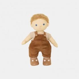 Ensemble salopette pour poupée - Olli Ella