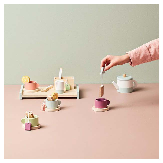 Service à thé Bistro