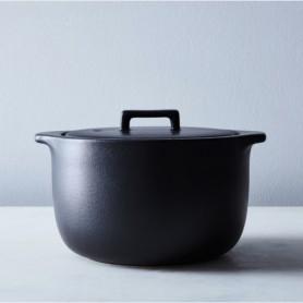 Cuiseur à riz Kakomi céramique - Noir