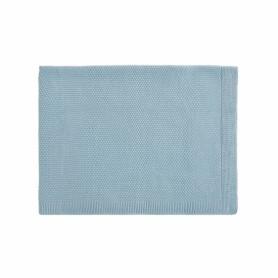 Couverture pour bébé - Bou - Bleu d'hiver