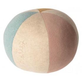 Ballon bébé souple en coton - rose
