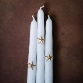 Bijou de bougies en laiton - Boncoeurs