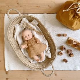 Panier à langer pour poupée