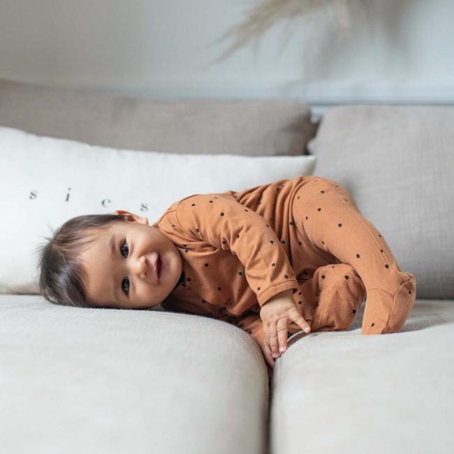 Pyjama bébé dots coton bio - Bonjour Little