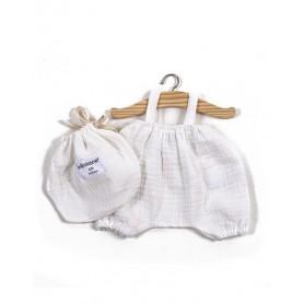 Bloomer pour poupée 34 cm - Blanc