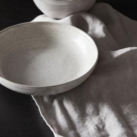 Assiette en porcelaine Pion