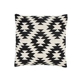 Coussin motif Aztèque Hübsch