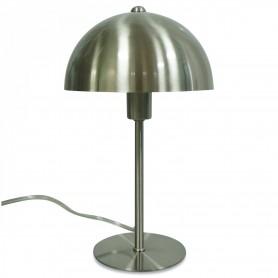 Lampe Champignon métal - Doré