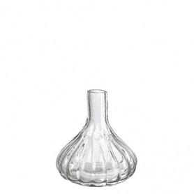 Mini vase soliflore en verre rétro - 2