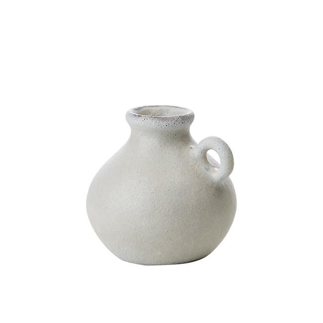 Vase cruche en terre cuite