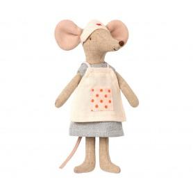 Petite souris infirmière Maileg