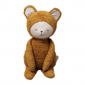 Grande peluche Buddy Fabelab - Ours