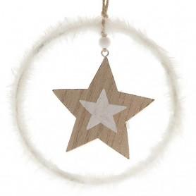Décoration de Noël - Étoile