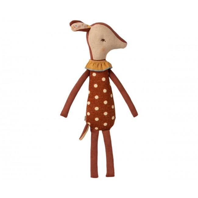 Doudou Bambi Éveillé / Endormi Maileg