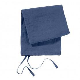Torchon en lin lavé - Linge Particulier - Blau atlantique