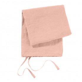 Torchon en lin lavé - Linge Particulier - Rose nude