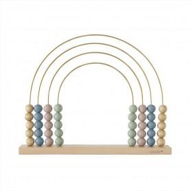 Boulier Abacus arc en ciel Oyoy