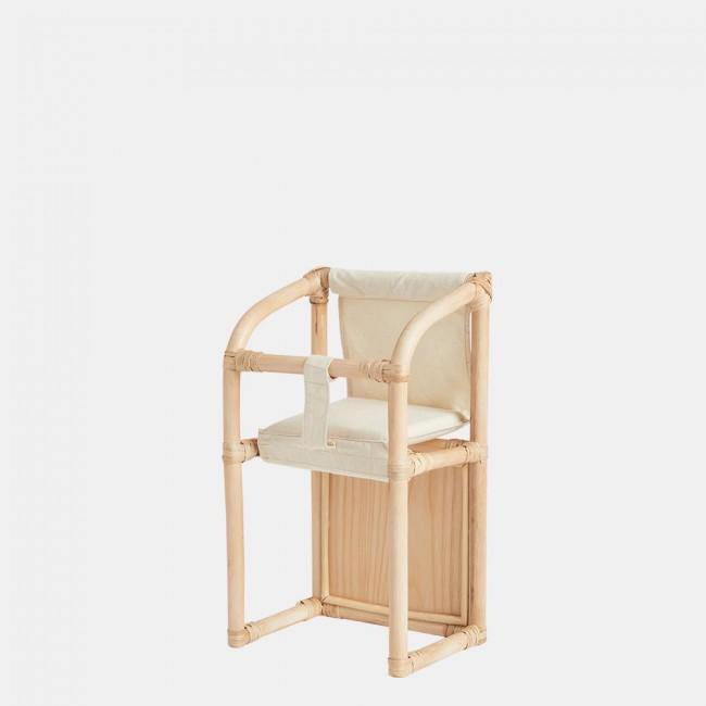 Chaise haute pour poupée Olli Ella