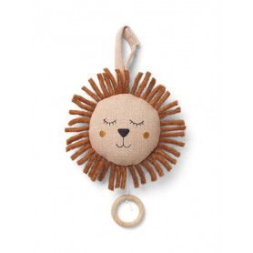 Lion Musical Ferm Living - Dusty rose